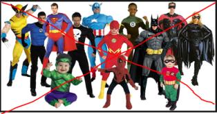 No Super Hero